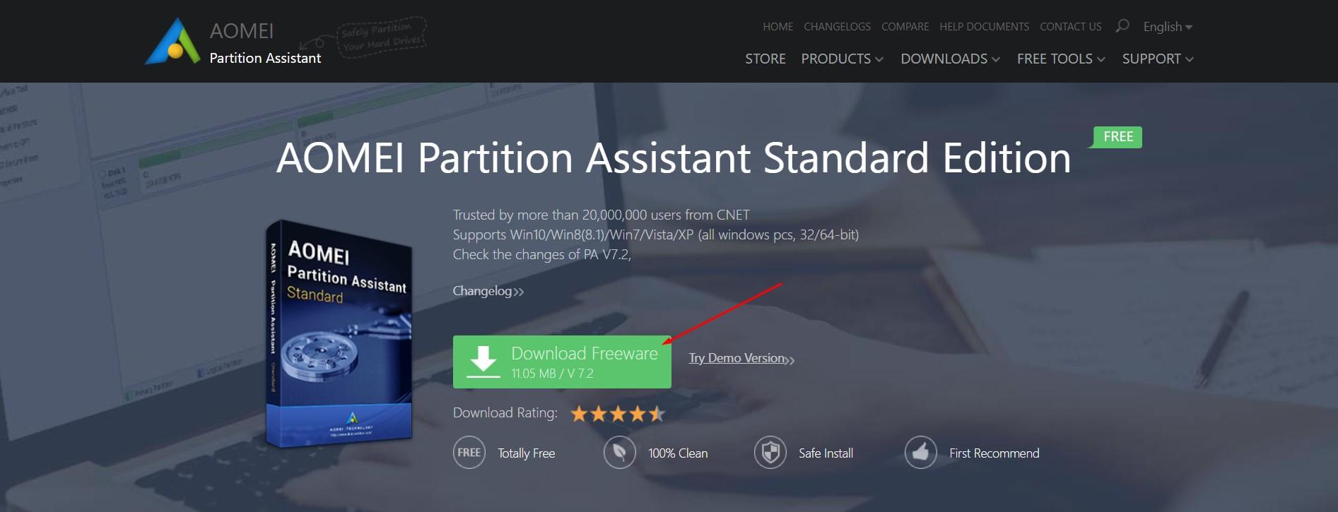 Descargar Partition Assistant