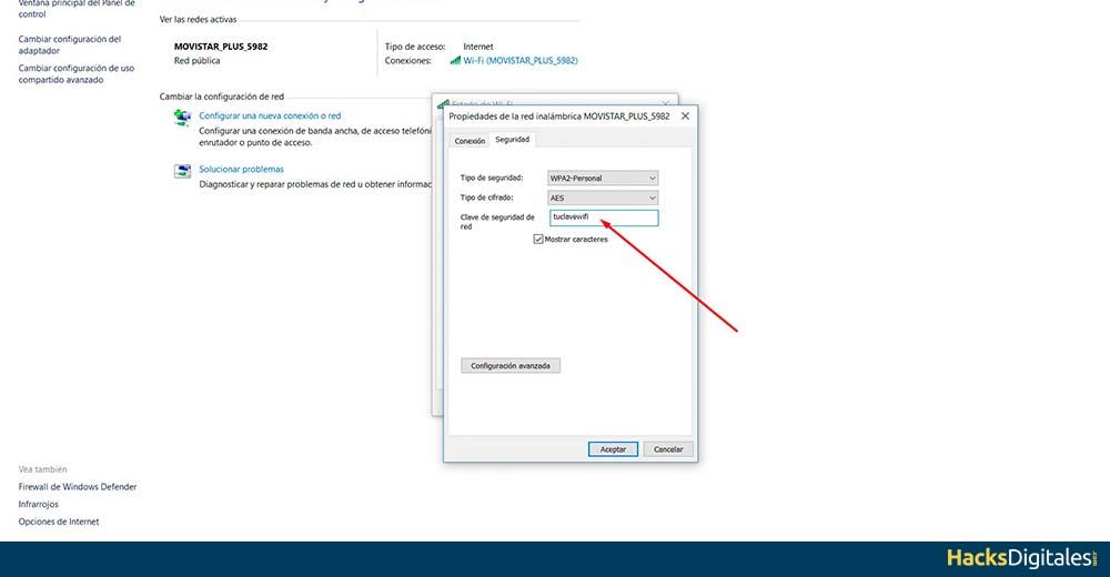 Recuperar Wifi Windows 7