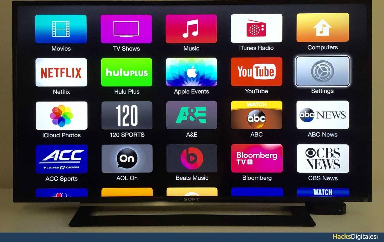 Apple TV, una seria alternativa a Chromecast
