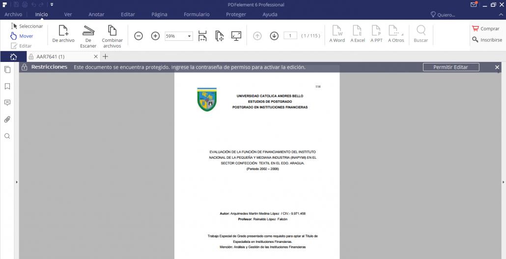Convertir de JPG a PDF gratis